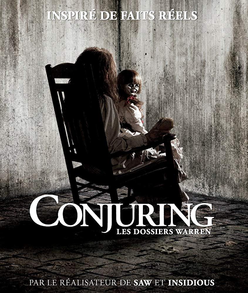 ดูหนังออนไลน์ The Conjuring (2013) คนเรียกผี 1 ดูซี่รี่ย์ หนังออนไลน์ | ดูหนังฟรี | ดูซี่รี่ย์ฟรี | ดูหนังผ่านมือถือ | ดูซี่รี่ย์ผ่านมือถือ |The Conjuring (2013) คนเรียกผี 1